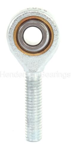 POS6 6mm Rose Joint Male Rod End Bearing M6 Right Hand RVH
