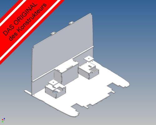 Art-cabines Sol pour TAMIYA Arocs M 1:14 cloison