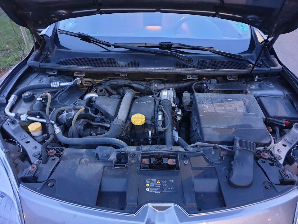 Renault Megane III, 1,5 dCi 90 Expression ST, Diesel
