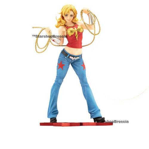 DC COMICS  Wonder Girl DC Bishoujo 17 Pvc cifra Kotobukiya