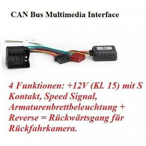 AUDI-TT-COUPE-ROADSTER-RTA-032-525-0-CAN-BUS-Adaptateur-Voiture-radio
