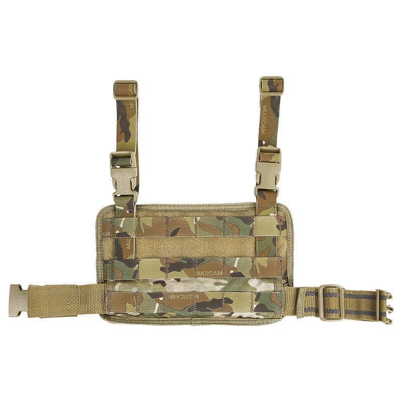 Modular Rife Leg Panel Tactical MOLLE Accessory Hunting Military EM6277