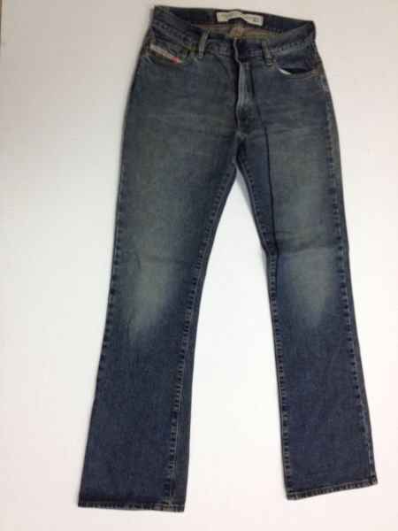 Diesel Fanker Jeans Hose blue Stonewashed  W30 L32