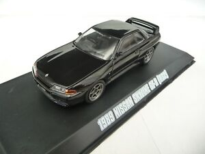 Green-Light-1-43-Nissan-Skyline-GT-R-R32-1989-Black-Fast-and-Furious-7-GL86229