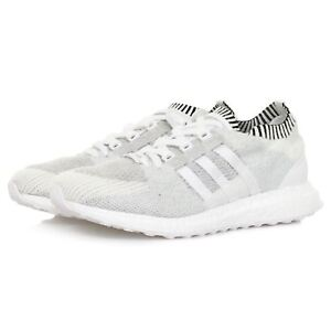 100997ed7921 Adidas Originals Mens EQT Support ULTRA PK Trainers White (BB1242 ...