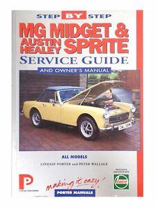 Step-By-Step-Mg-Midget-amp-Austin-Healey-Sprite-Service-Guide-HWM006