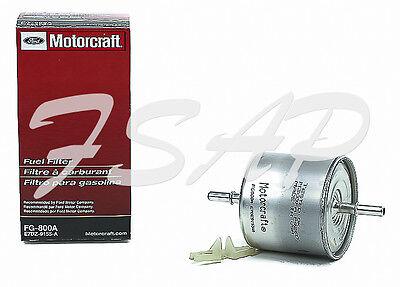 Genuine Motorcraft Fuel Filter FG800A replaced by FG1060 E7DZ9155A