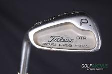 Titleist DTR 1990 Iron Set 5-PW Regular Left-Handed Steel Golf Clubs #1797