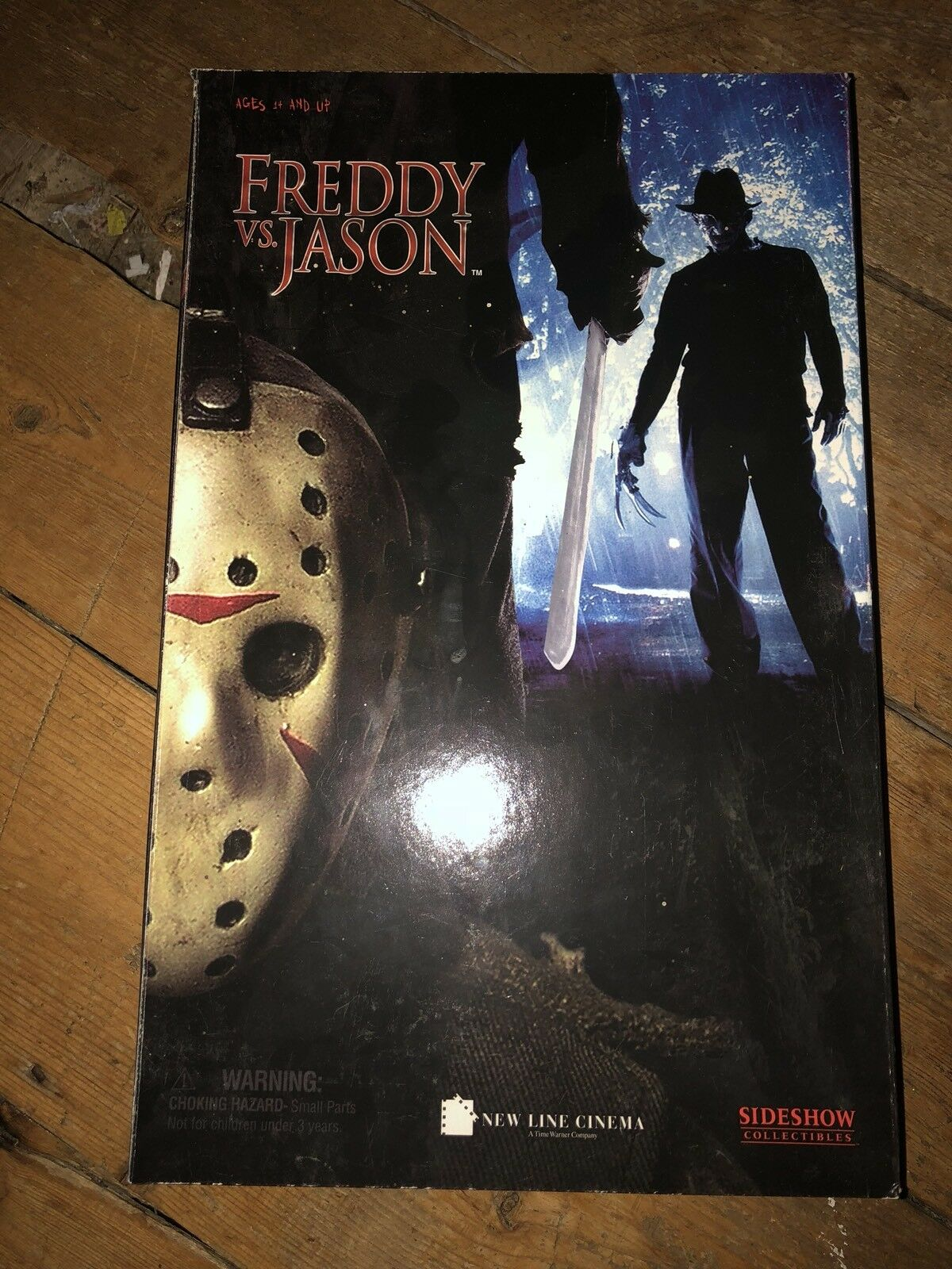 Sidemostrare Frossody contro Jason Voorhees AF SSC 157