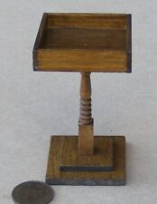 1:12 Scale Wooden Pulpit /& Steps Tumdee Dolls House Miniature Church Accessory B