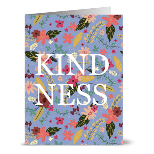 Bold Kindness Off White Ivory Envs 24 Note Cards
