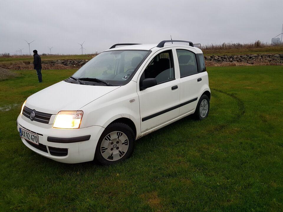Fiat Panda, 1,2 Dynamic, Benzin