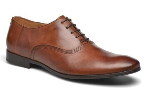 23 Chaussures ᄄᄂ marron Newry 43 9 Salex UK MarvinCo Eu en Ln15 cuir clair lacets b6mIY7yvfg