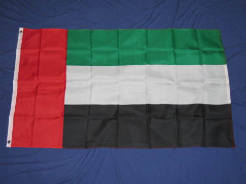 3X5 UNITED ARAB EMIRATES FLAG UAE DUBAI NATIONAL F728