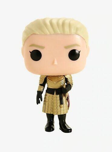 Funko Pop Game Of Thrones Ser Brienne Of Tarth 87 Boxlunch Exclusive