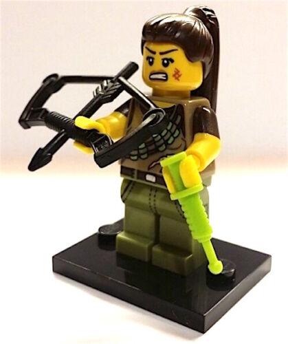 100/% Lego Series 12 Collectible Minifigures 71007 Piggy Guy Spooky Girl Pizza Gu
