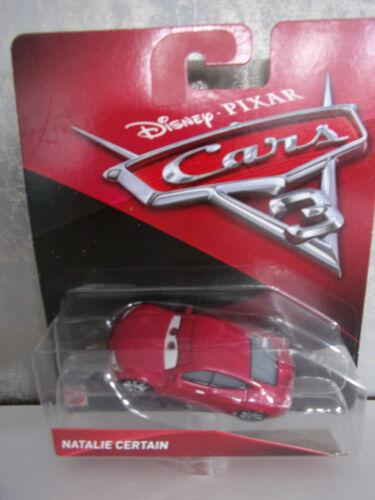 Autos zum aussuchen Neu /& OVP Mattel Disney Pixar Cars 3