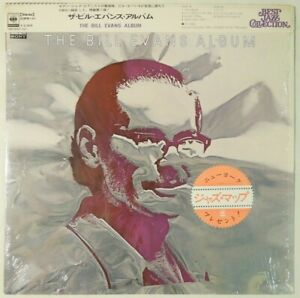 Bill-Evans-THE-BILL-EVANS-ALBUM-CBS-SONY-SOPM-141-Obi-JAPAN-VINYL-LP-JAZZ