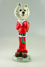 Santa Samoyed-See Interchangeable Breeds & Bodies @ Ebay Store