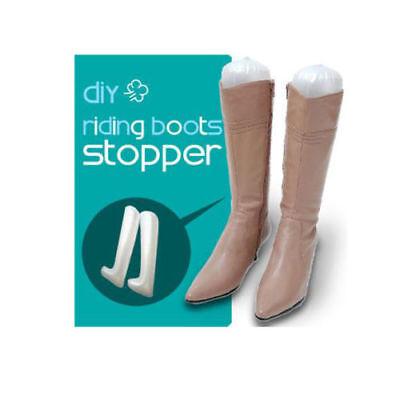 Stiefelspanner aufblasbar Schuhspanner Kunststoff Inflatable Shoe tendiscarpe