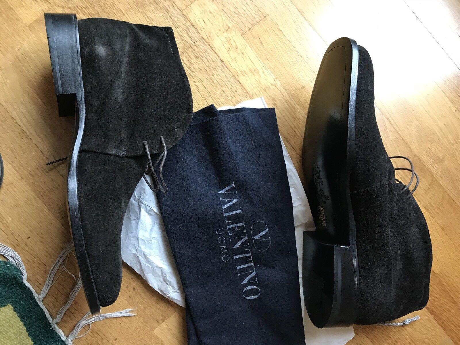 VALENTINO herren Boutique, NEW men schuhe, schuhe, men EU 43, handmade 128b14