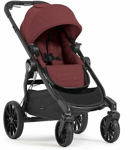 Baby-Jogger-CITY-SELECT-LUX-SINGLE-PUSHCHAIR-PORT-Pushchair-Pram-Buggy-BN