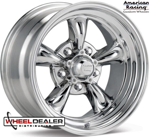 American Racing Vn515 Torq Thrust Ii Wheels Rims 15X7-15X8 -2546