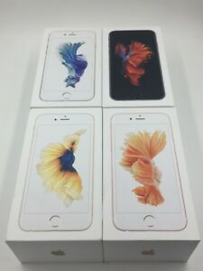 Apple-Iphone-6S-6-6S-Plus-6-Plus-Vacio-Caja-Venta-Gb-Dorado-Rosa-Silver
