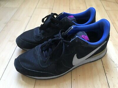 on sale 86c84 99658 Nike internationalist Suede Leather Trainers Shoes air max 1 90 95 97 vapor  | eBay