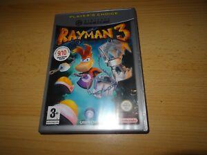 Rayman-3-Gamecube-new-unsealed-pal-version