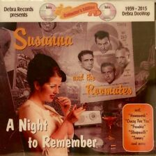 SUSANNA AND THE ROOMATES 'A Night To Remember' - 14 Tracks