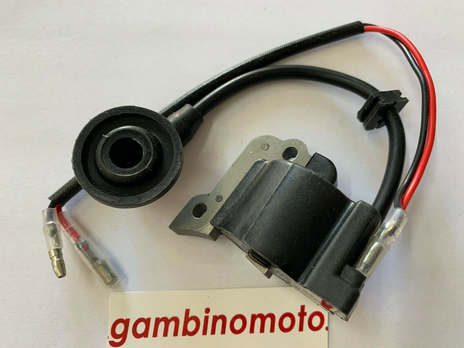 Spule Elektronik Zenoah - Komatsu - röd Max BM019939