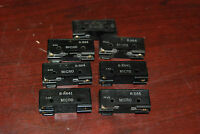 Micro Switch, R-r44, Lot Of 7,