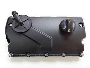 Original-VW-1-9-TDI-Zylinderkopfhaube-Ventildeckel-inkl-Dichtung-038103469AE
