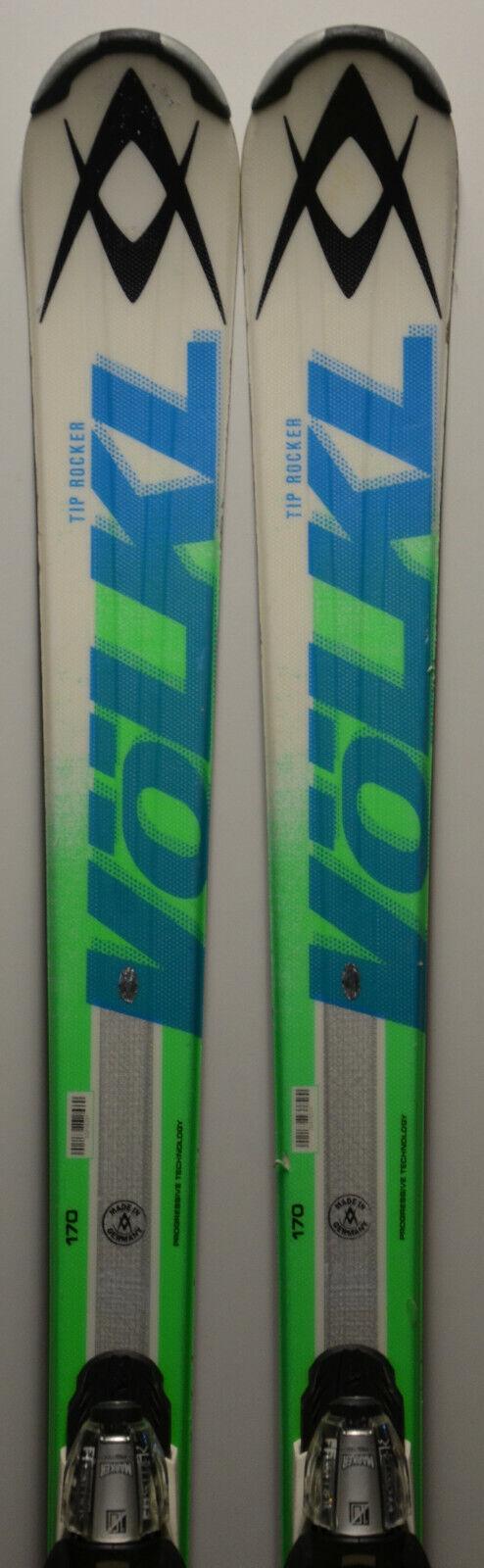 Ski parabolisch gebraucht Völkl RTM - 170cm   177cm