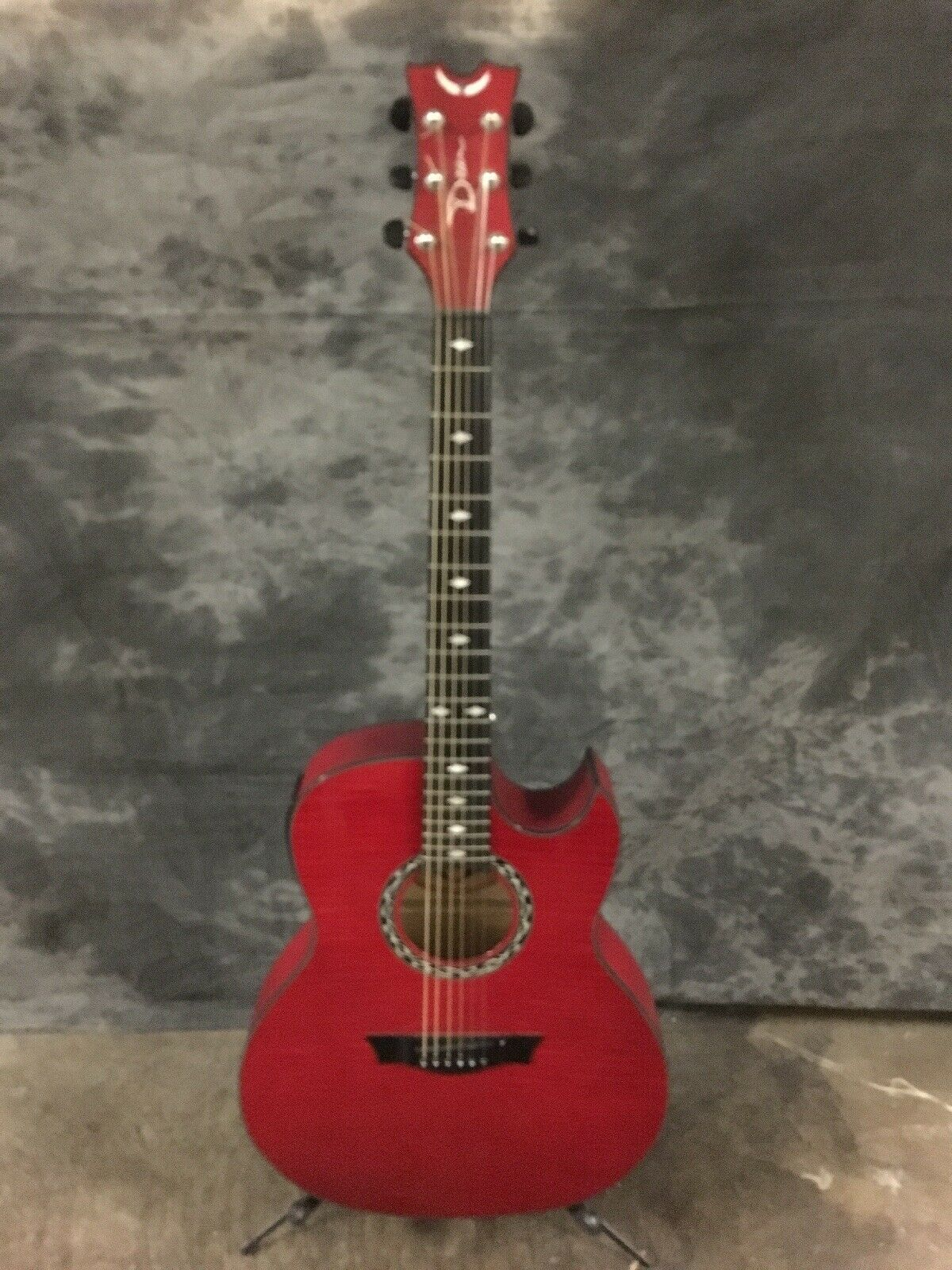 Dean Exfm-trd Electric Acoustic Guitar 9102984-1