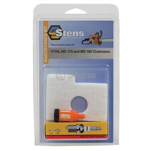 STENS #605-124 MAINTENANCE KIT FITS MODEL STIHL 4180 007 1800