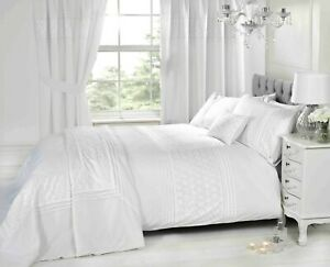 Rapport-034-everdean-034-Juego-de-cama-de-edredon-bordado-floral-blanco