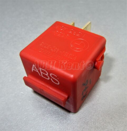 76-BMW 3 Series Z3 E36 ABS Main Tomato Red Relay 61361393404 V23134-A52-X273