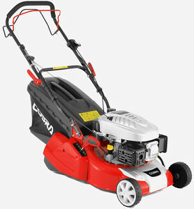 Cobra Rm40spc Lawnmower 16 Quot Self Propelled Rear Roller