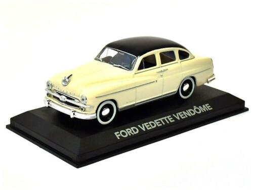 FORD VEDETTE VENDÔME 1//43 ATLAS VOITURES DE MON PERE DIECAST MODEL CAR V17