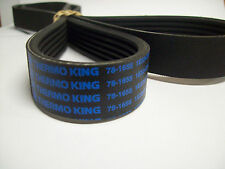 Thermo King Belt 78-1655 Engine to Compressor Belt for Thermo King TriPac, 6 Rib