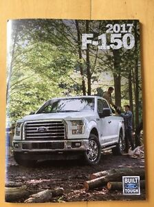 2017-Ford-F150-F-150-Sales-Catalog-Brochure-XL-STX-XLT-Lariat-KR-Platinum-Raptor