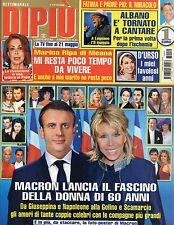 Dipiù 2017 20.Emmanuel Macron,Katherine Kelly Lang & Co-Beautiful,Meghan Markle