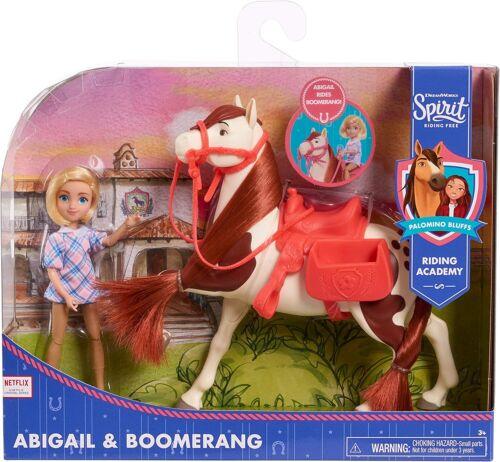 Spirit piccola bambola /& CAVALLO-Uno in dotazione si sceglie