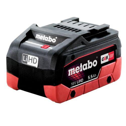 Metabo Akku 18 V 5,5 Ah LiHD Akku-Pack CAS Akku System Mafell 625368000