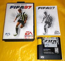 FIFA 97 Sega Mega Drive MegaDrive Versione PAL Europea ○○○○○ COMPLETO