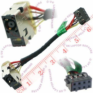 HP-Pavilion-X360-11-N021BR-DC-Jack-Power-Port-Socket-Cable-Connector-Wire