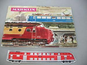 AF594-0-5-Marklin-Catalogue-1965-66-DM-2-Wahl-Good-H0-8000-Set-Metal