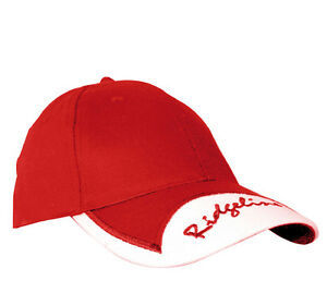 RIDGELINE-SLASH-CAP-RED-BRAND-NEW-Hunting-Shooting-Fishing